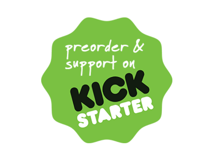 Support on Kick Stater